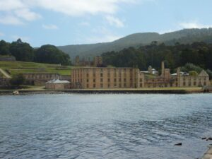 The Penitentiary at Port Arthur