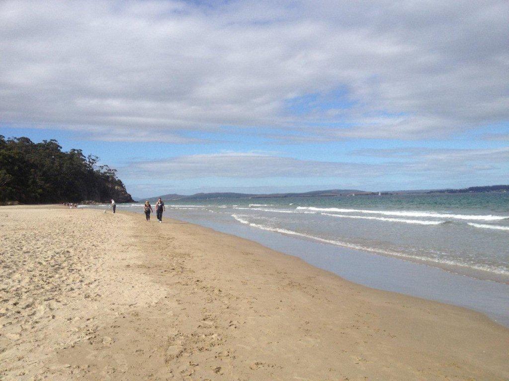 beach tasmania