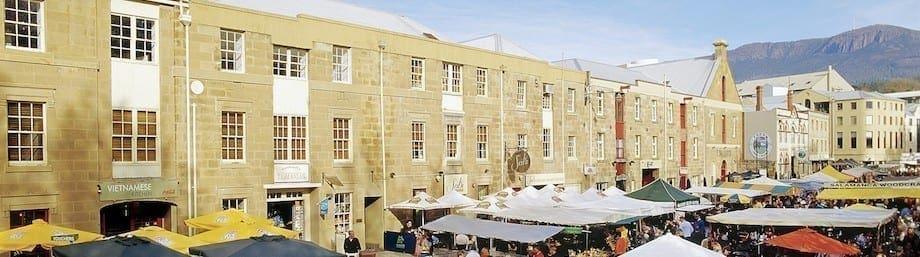 Salamanca Market | Tourism Tasmania | Richard Eastwood